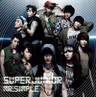 Super Junior, Mr.simple ver. japanese, ini dia fotonya